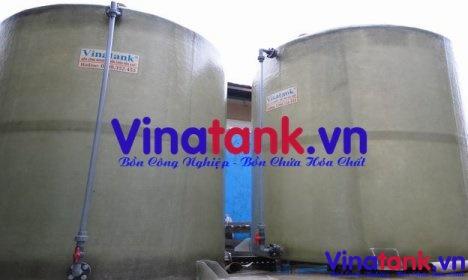 Bồn composite giải pháp ưu việt cho ngành công nghiệp
