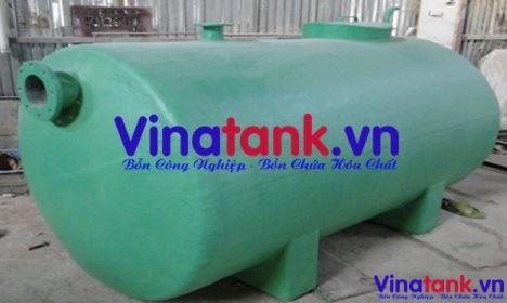 giá bồn composite, bon composite frp, bồn composite chứa hóa chất