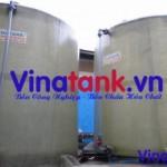 bồn bể composite frp trụ đứng, bon composite frp, bồn chứa hóa chất