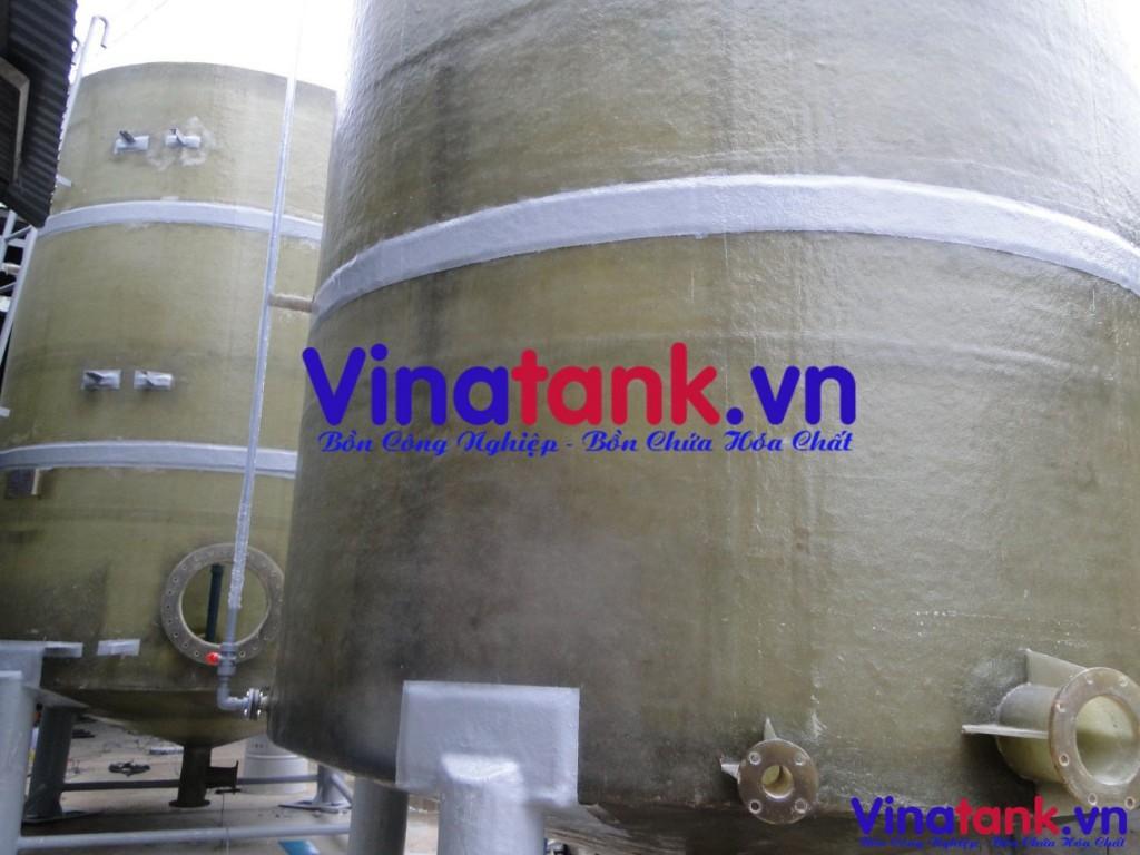 tư vấn bồn composite, giá bồn composite, bồn frp vinatank