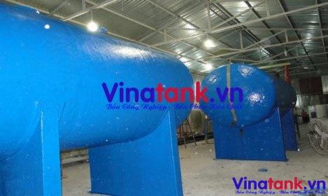 giá bồn composite, bồn composite frp vinatank, bồn chứa hóa chất