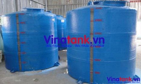 bồn composite, frp tank, bon composite frp vinatank